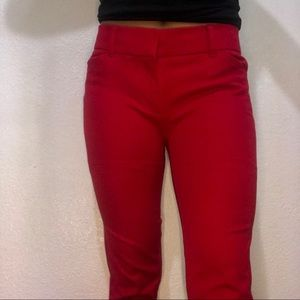 Red Trousers   New York & Company